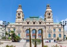 Salle Garnier in Monte Carlo, Monaco. Royalty Free Stock Image