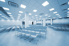 Salle moderne Photographie stock