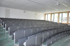 Salle vide Photographie stock