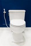 Salles de bains et toilettes Photo stock