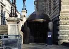Salles 'opérations renseignement' de Churchill Images libres de droits