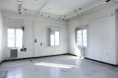Salles vides photographie stock