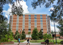 Salley Hall at Florida State University. Salley Hall at  Florida State University on September 13, 2016 in Tallahassee, Florida Royalty Free Stock Images