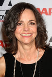 """Sally Fields. LOS ANGELES - FEB 7:  Sally Field arrives at the 2011 AARP """"Movies for Grownups"""" Gala  at Regent Beverly Wilshire Hotel on February 7, 2011 in Royalty Free Stock Photography"""