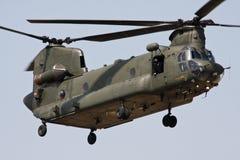 Salmão real de Boeing CH-47 Fotografia de Stock