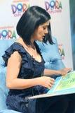 Salma Hayek Royaltyfria Bilder