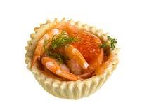 Salmon закуска Стоковое Изображение RF