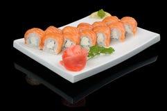 12 salmon кренов Стоковые Изображения