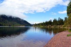 Salmon озеро Стоковые Фото