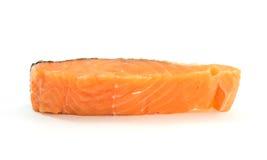Salmon стейк Стоковое фото RF