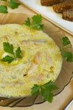 salmon суп стоковое фото rf