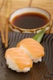 salmon суши Стоковое Изображение