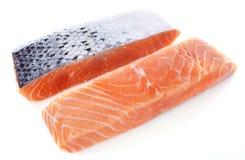 Salmon филе Стоковые Изображения RF