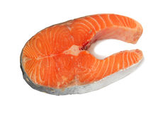 Salmon Royalty Free Stock Photography