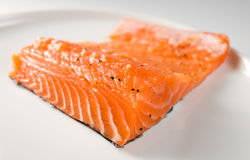 Salmon. Stock Images