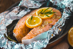 Salmon Royalty Free Stock Image