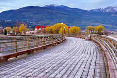 Salmon Arm, Canada Stock Image