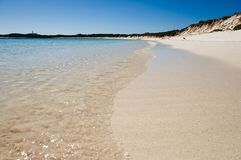 Salmon Bay - Rottnest Island. Salmon Bay in Rottnest Island - Australia Stock Image