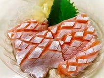 Salmon Belly Sashimi foto de stock royalty free