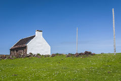Salmon Bothy Stock Images