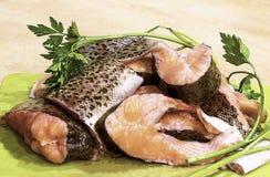 Salmon Royalty Free Stock Photo