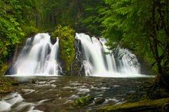 Salmon Creek Falls Royalty Free Stock Photography