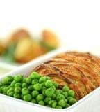 Salmon en croute II Stock Image