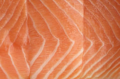 Salmon filet Stock Photos