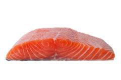 Salmon filet. Stock Photos