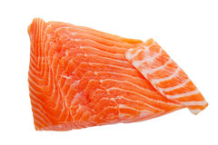 Salmon Fillet Royalty Free Stock Images