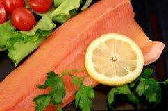Salmon Fillet Stock Photos