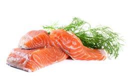 Salmon Fillet lizenzfreie stockfotografie