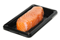 Salmon Fillet Stockbild