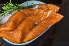 Salmon Fillet image stock