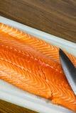Salmon Fillet photo libre de droits
