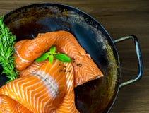 Salmon Fillet photo stock
