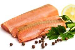 Salmon fillet Royalty Free Stock Photo
