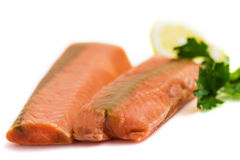 Salmon fillet Stock Photo