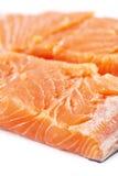 Salmon filletes Royalty Free Stock Photo