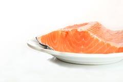 Salmon fish Stock Photo