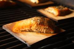 Salmon fish Royalty Free Stock Photos