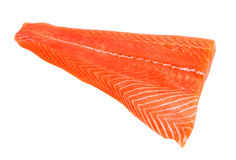 Salmon fish royalty free stock photo