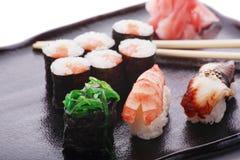 Salmon Food Royalty Free Stock Photos