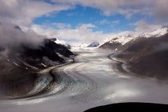Salmon Glacier Royalty-vrije Stock Fotografie