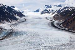 Salmon Glacier Royalty Free Stock Photo
