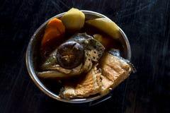 Salmon Kabutoni Photographie stock