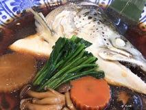 Salmon Kabutoni Royalty-vrije Stock Afbeeldingen