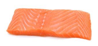 Salmon Meat crudo Fotografía de archivo libre de regalías