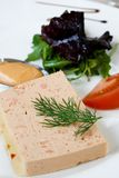 Salmon pate Royalty Free Stock Images
