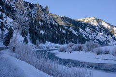 Salmon River Stock Photography